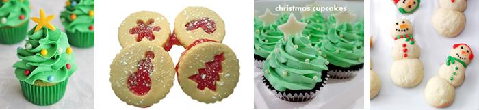 galletas navideñas x4