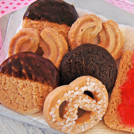 jabones galletas